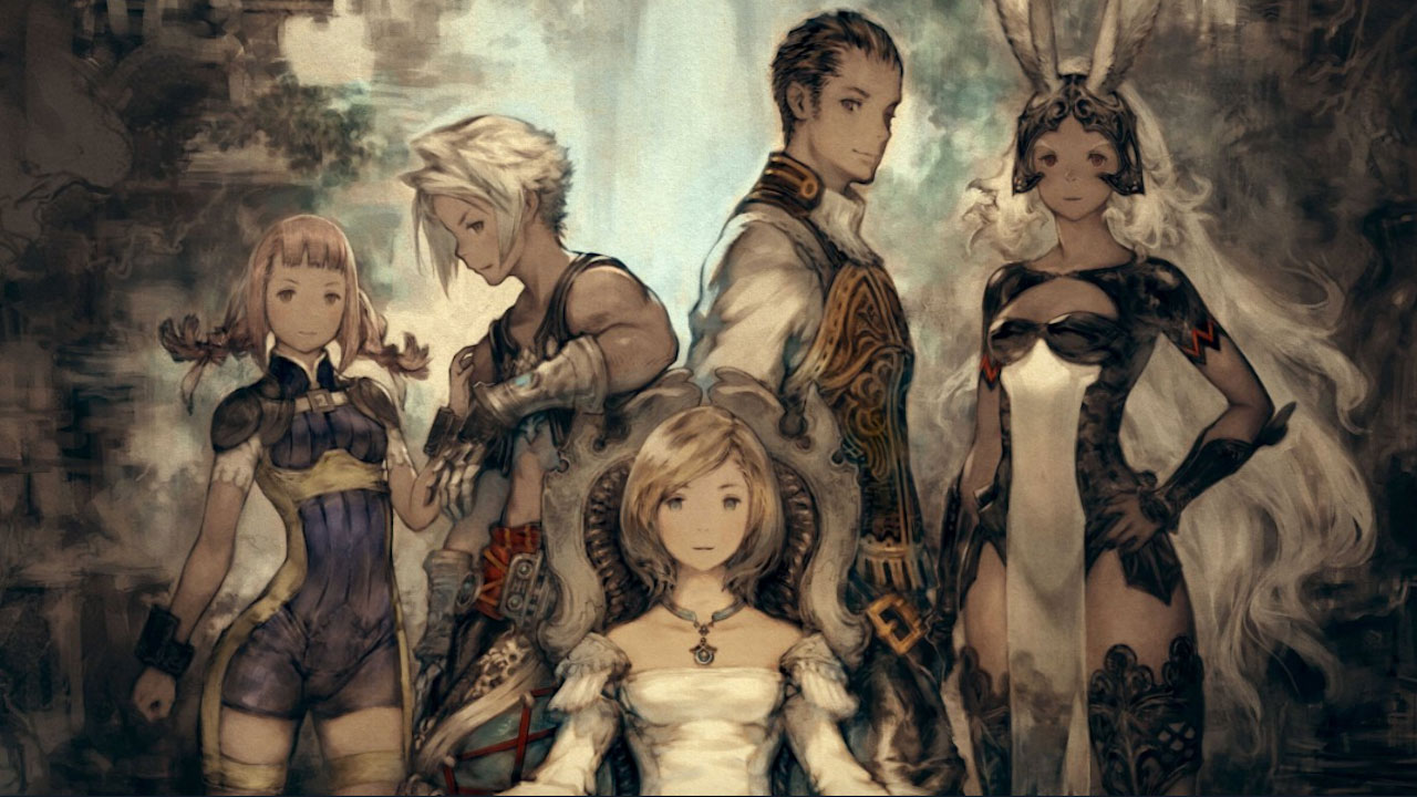 Final Fantasy 12 Switch and Xbox ports