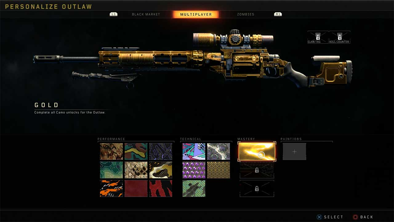 Black Ops 4 How to Get Camos - Attack of the Fanboy