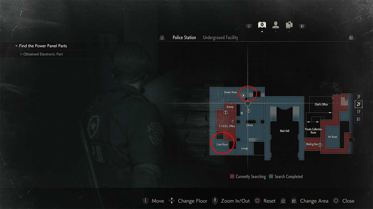 Resident Evil 2 How to Open All Lockers in Safety Deposit Room