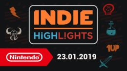 Nintendo Indie Highlights January 2019