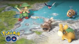 Pokémon Go Hoenn event 2019