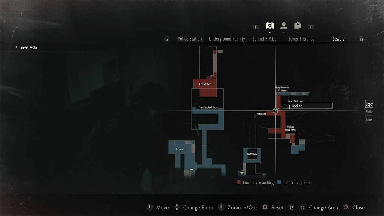 Resident Evil 2 Chess Plug Puzzle Solution And Piece Location