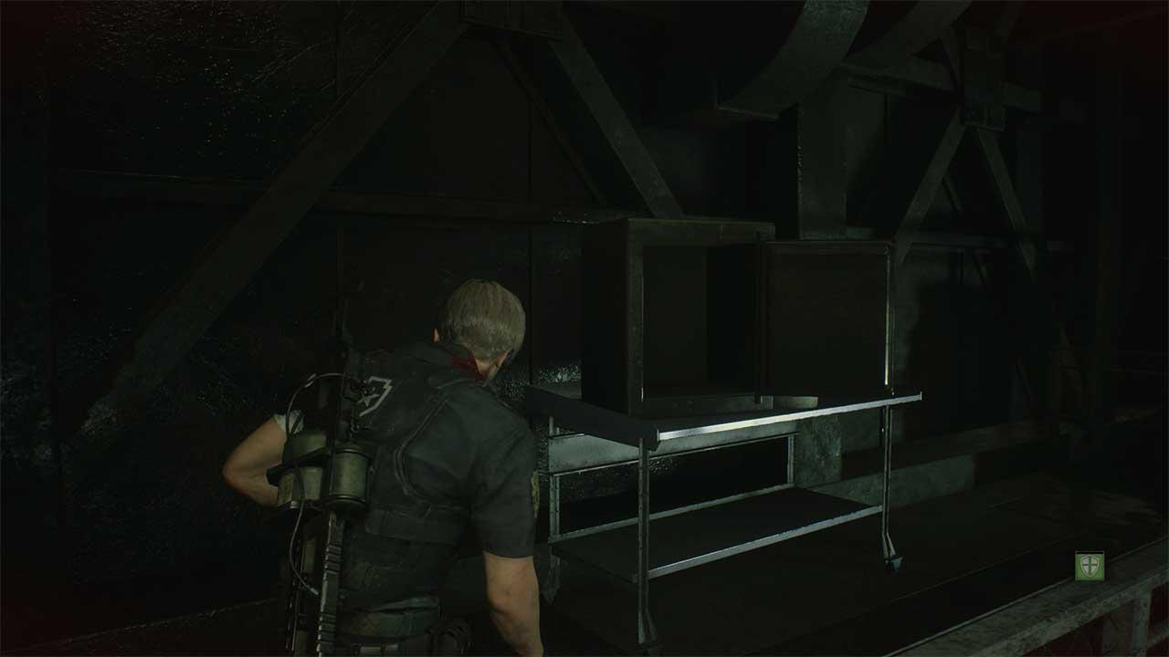 Resident evil 2 safe code