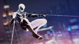 Spider-Man Future Foundation suit