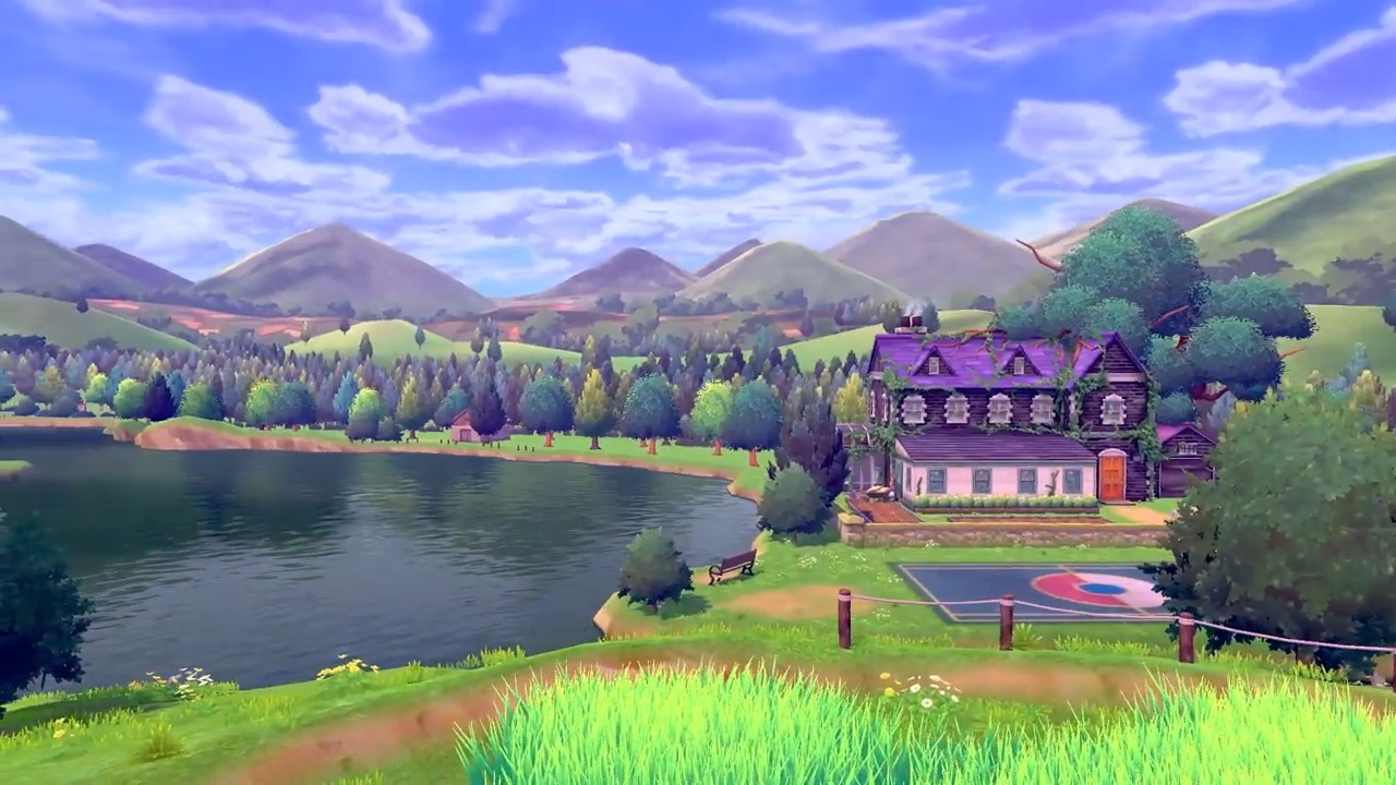 Pokemon Sword And Shield S New Region Attack Of The Fanboy