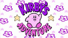 Kirby's Adventure Switch Online