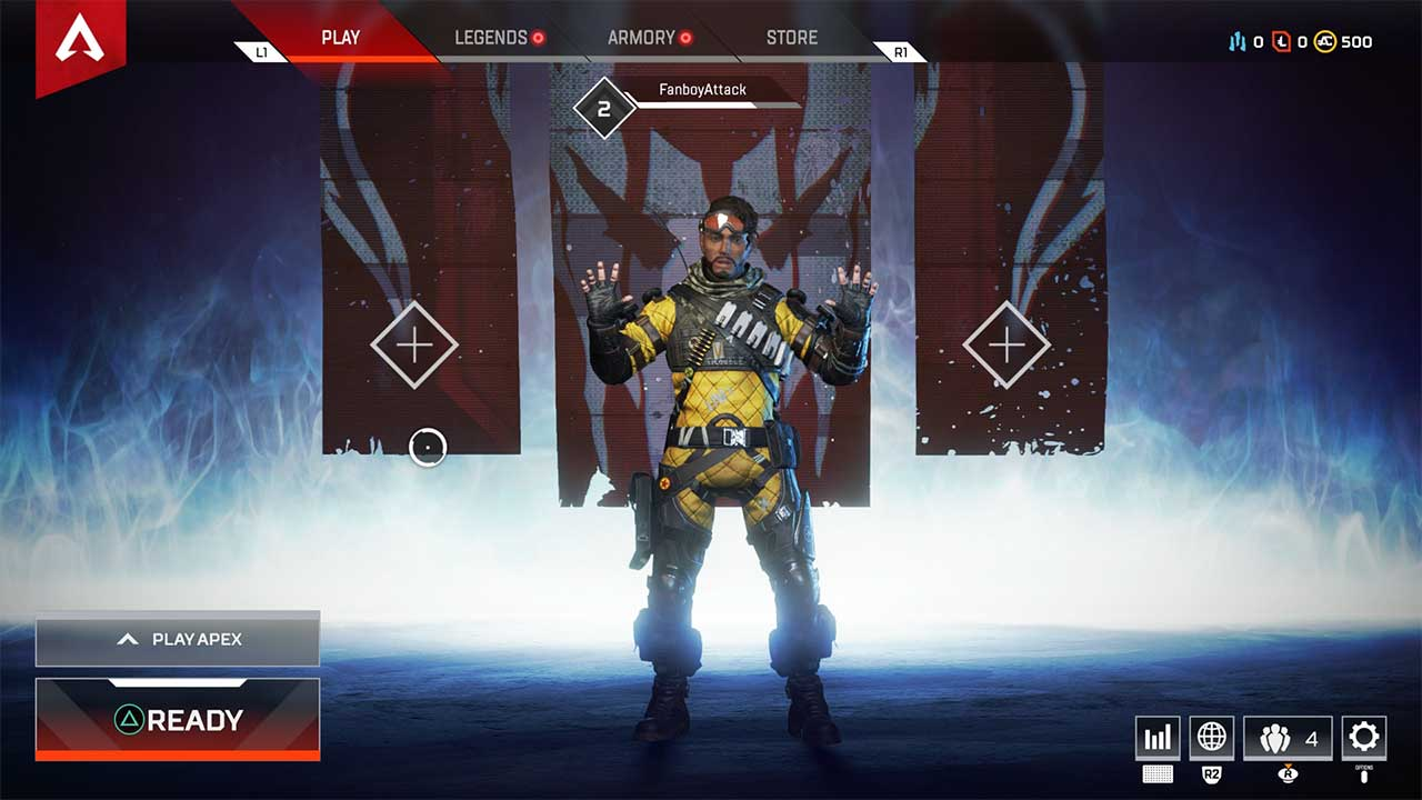 Apex Legends How to Add Friends - Attack of the Fanboy