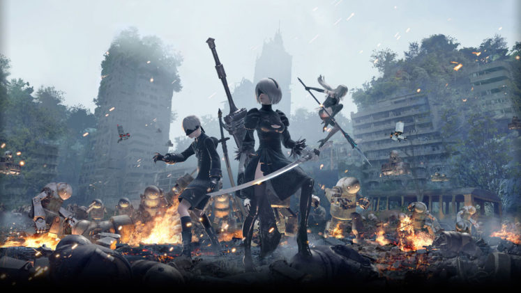 Nier Automata Game of the Yorha Review