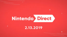 Nintendo Direct February 2019 summary