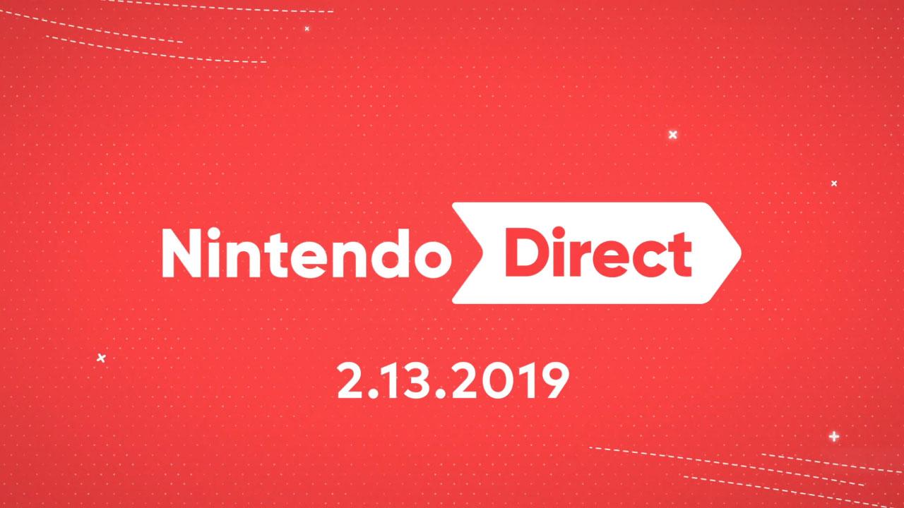 Nintendo Direct February 2019 summary