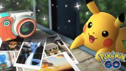 Pokémon Go Go Snapshot