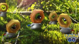 Pokémon GO Shiny Meltan event