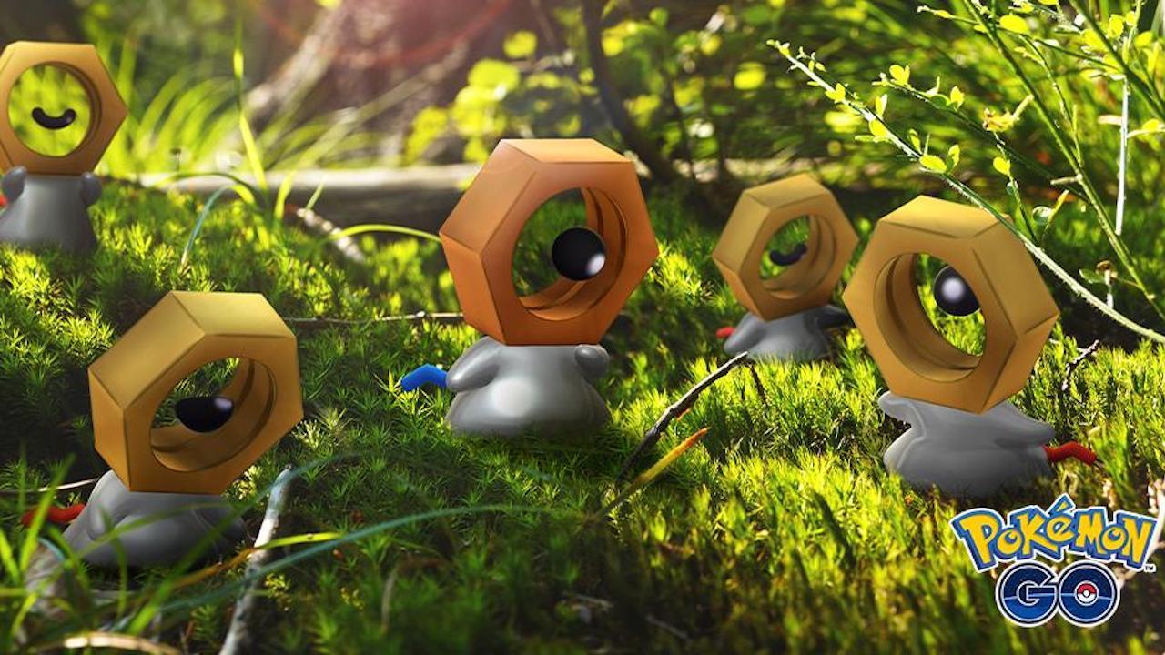 Pokémon GO Shiny Meltan event