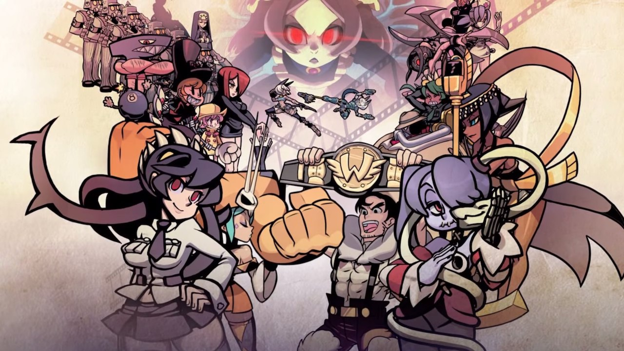 Skullgirls Switch Limited Edition