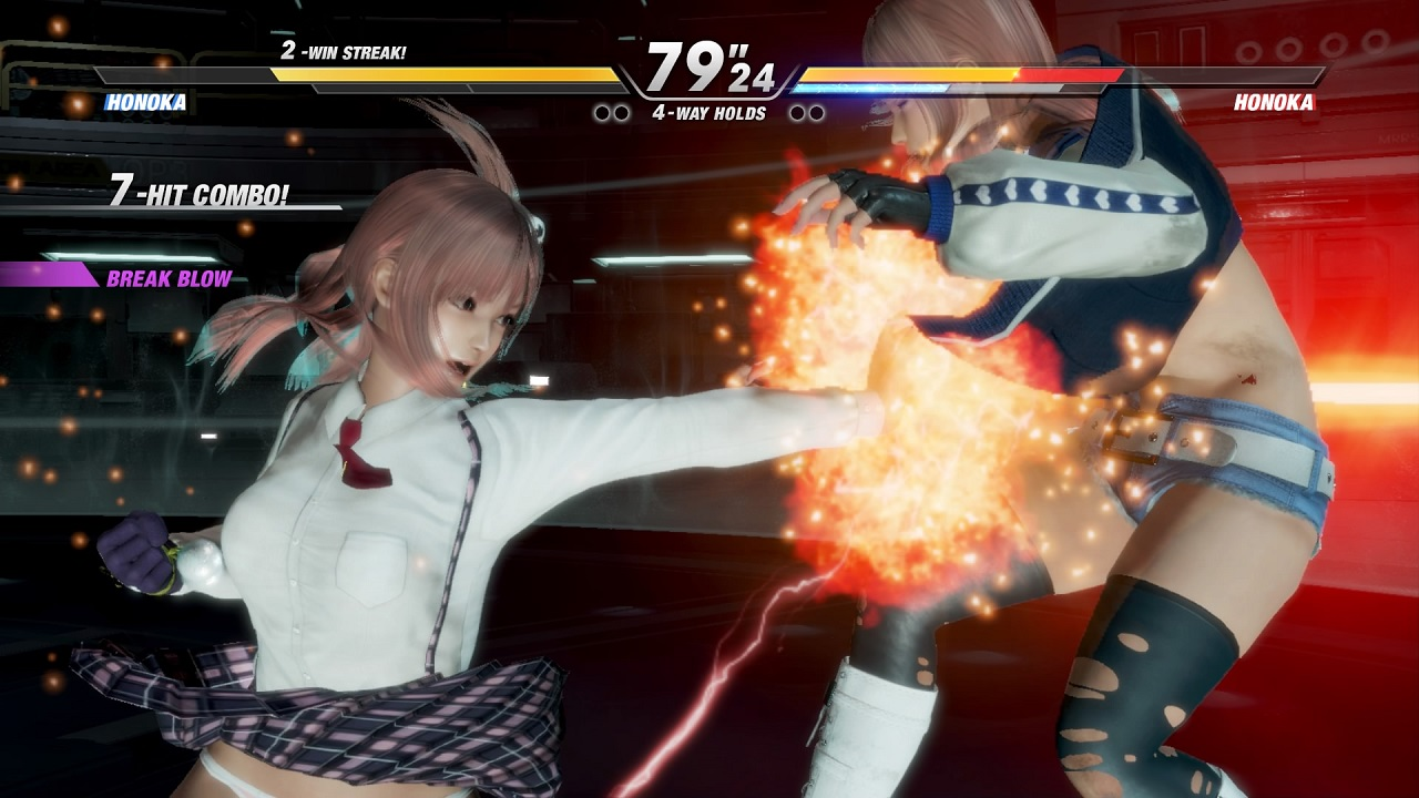 Dead Or Alive 6 Review - Attack of the Fanboy