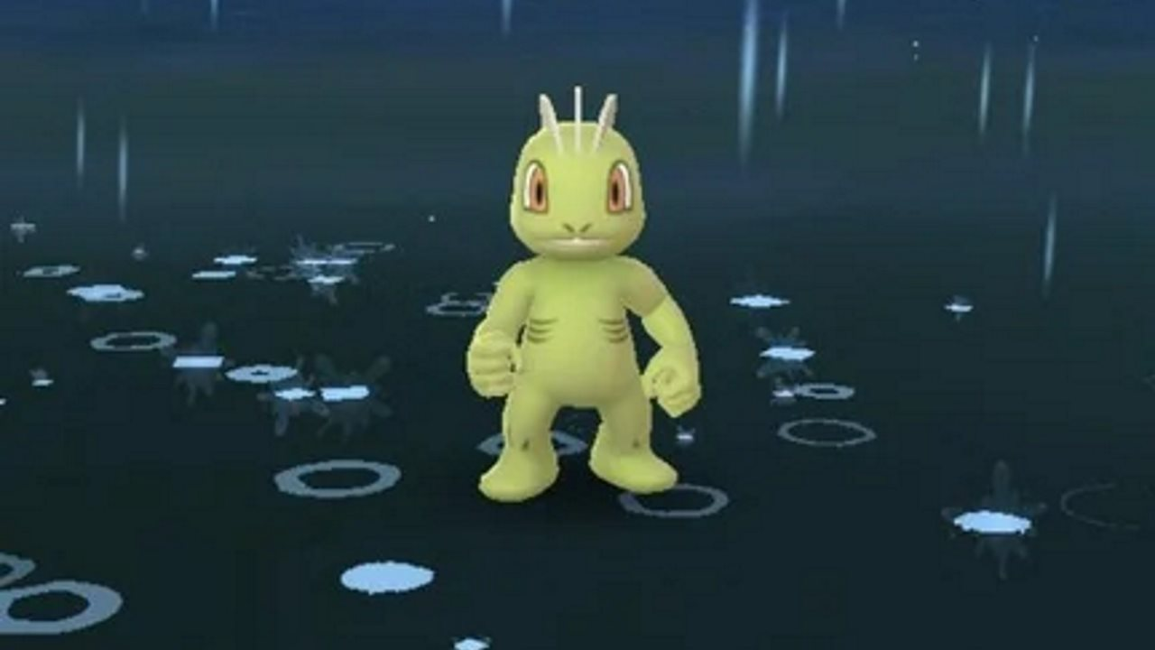 Pokemon GO: How to Catch Shiny Machop and Mankey - Attack of the Fanboy