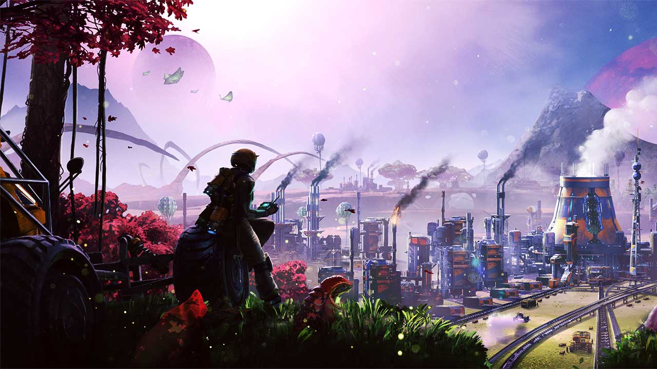 Satisfactory Closed Alpha First Impression - Attack of the