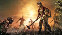 The Walking Dead The Final Season development recap