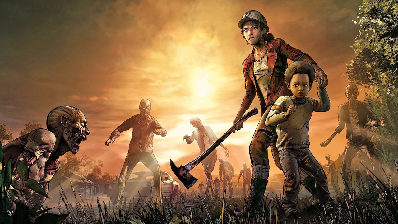 The Walking Dead The Final Season development recap