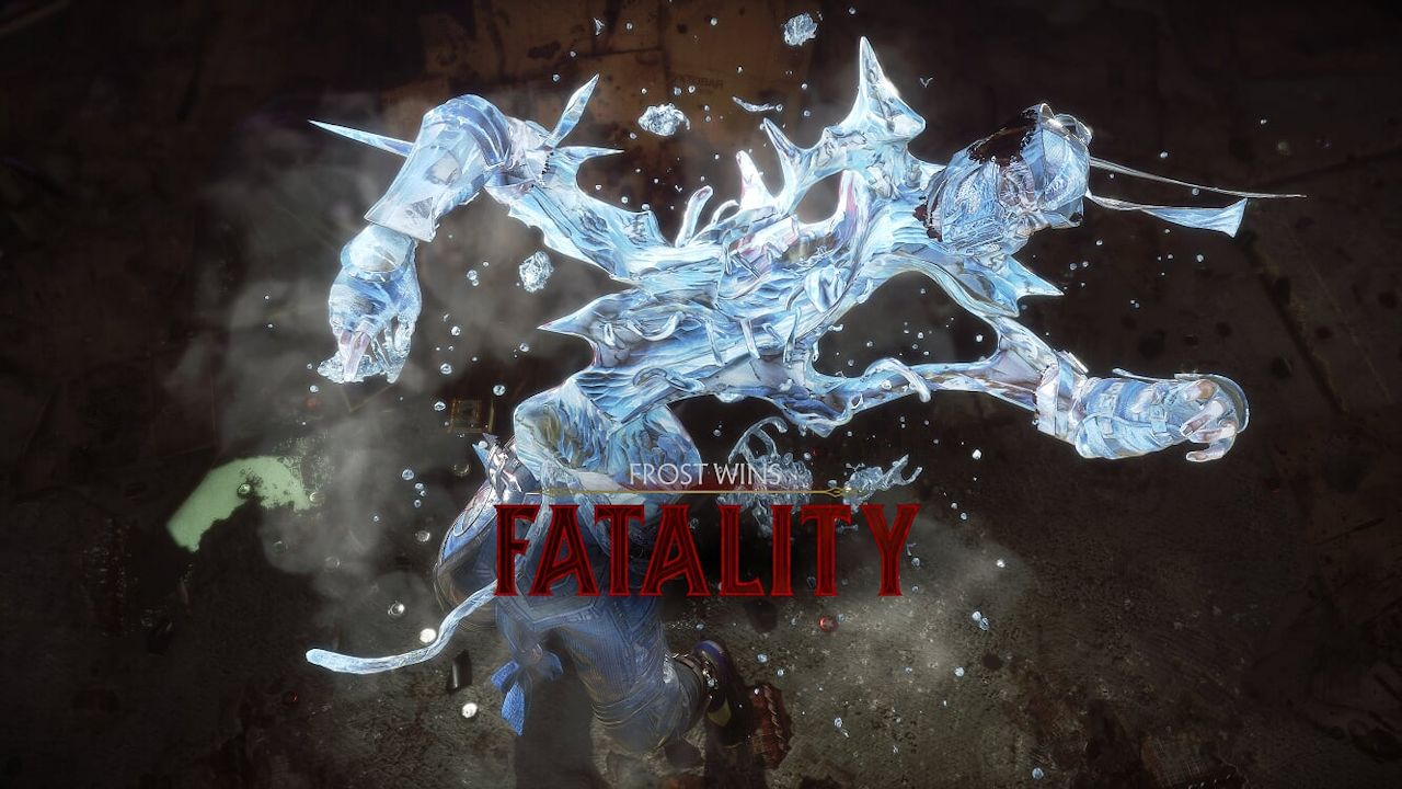 Mortal Kombat 11 How To Do Frosts Fatalities Attack Of The Fanboy