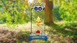 Pokémon Go Torchic Community Day