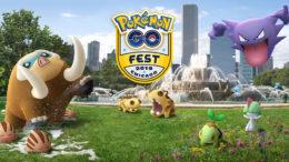 Pokémon Go Fest 2019