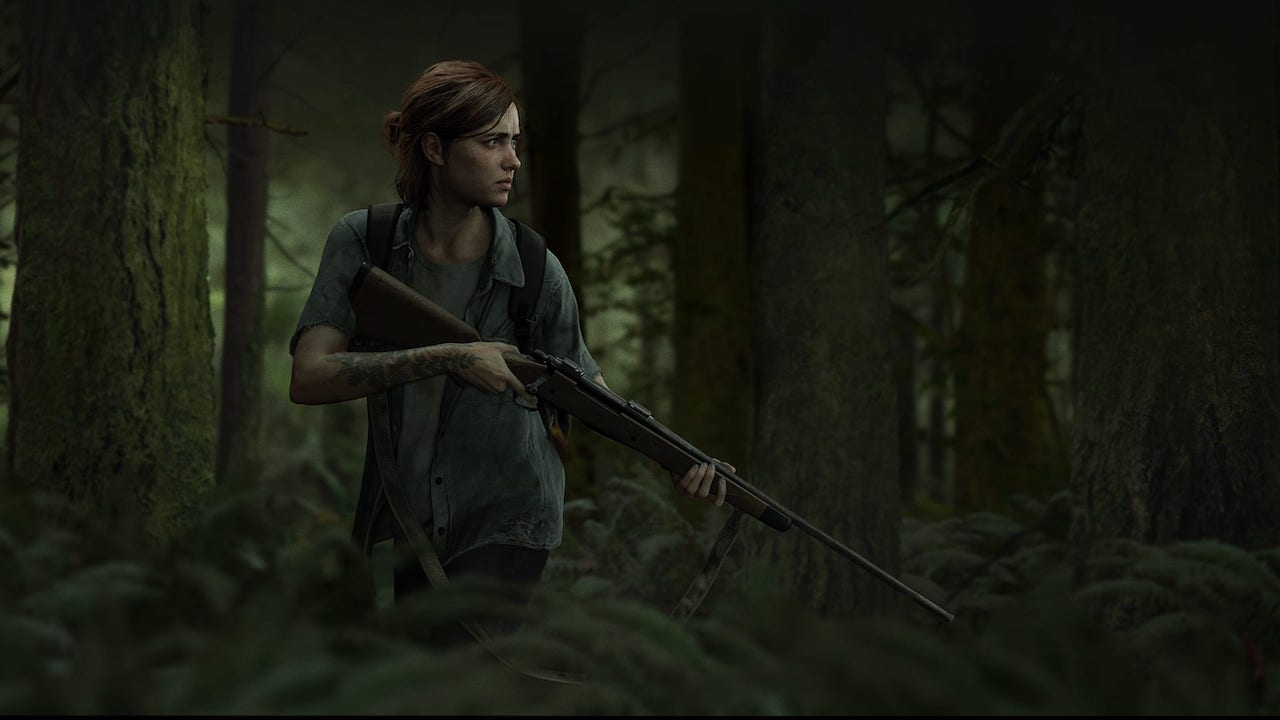 The Last of Us Part 2 cinematics finished