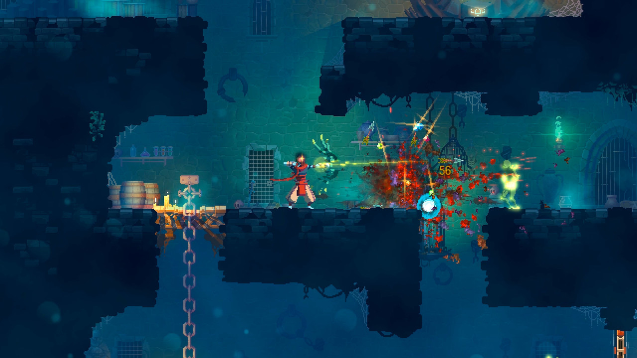 Dead Cells coming to mobile devices
