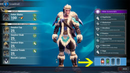 How to Equip Consumables Dauntless