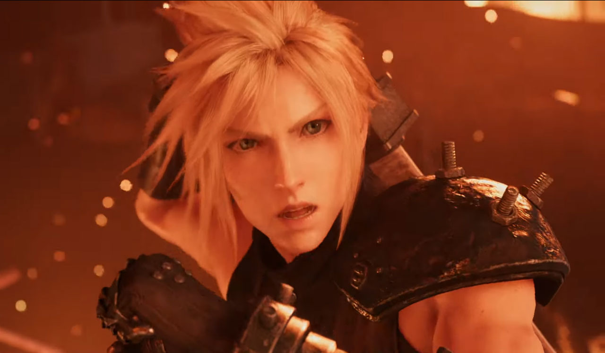 Final Fantasy 7 remake State of Play May 2019