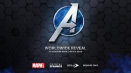 Marvel's Avengers title reveal