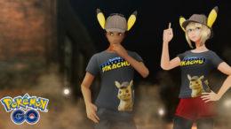 Pokémon Go Detective Pikachu event