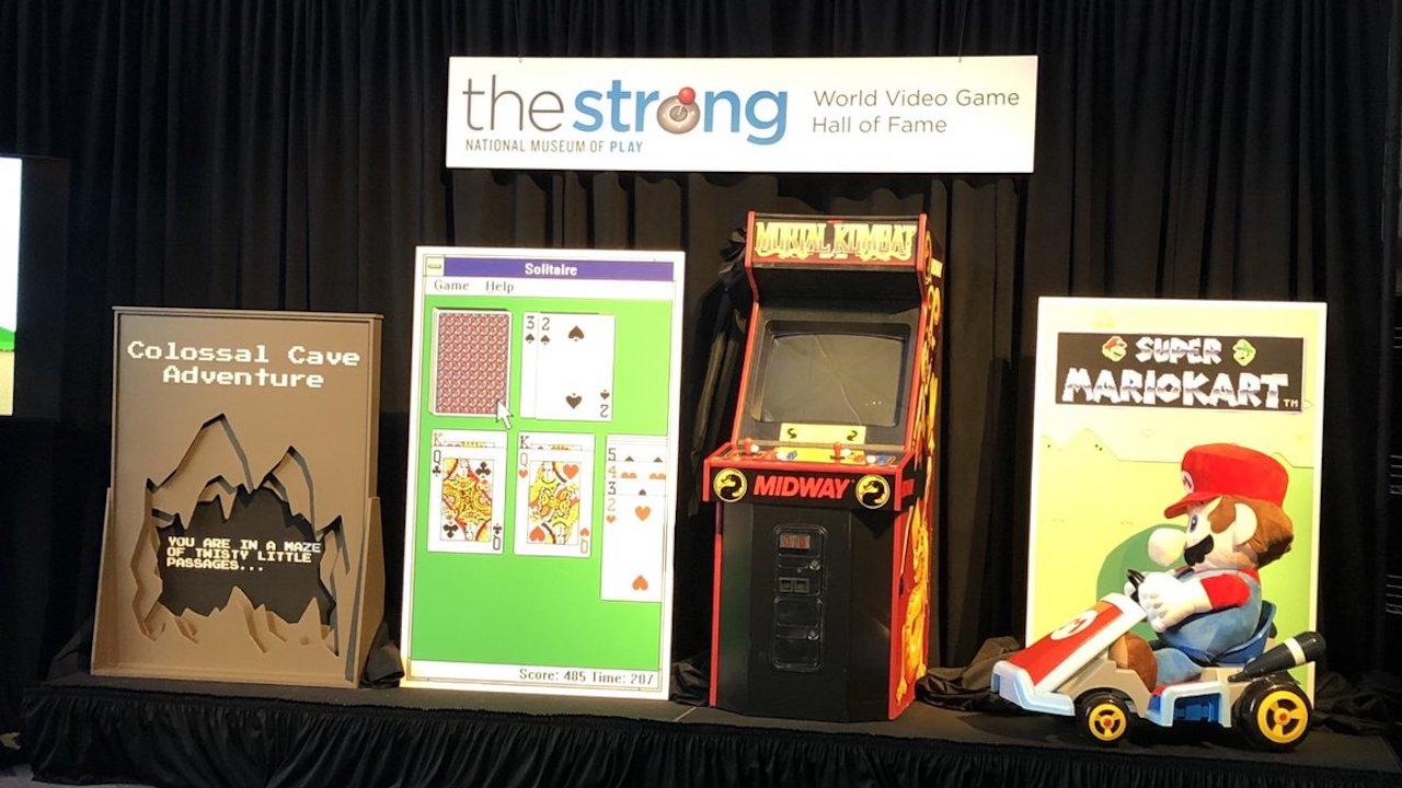 World Video Game Hall of Fame inductees 2019