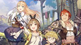 Atelier Ryza Announcement