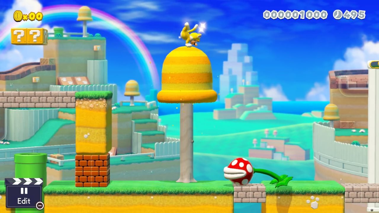 Super-Mario-Maker-2-How-to-Zoom-Out