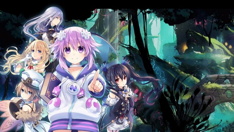 Super Neptunia RPG Review Cover