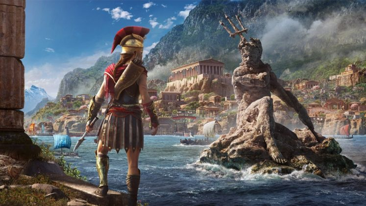 Assassin's Creed Odyssey Story Creator