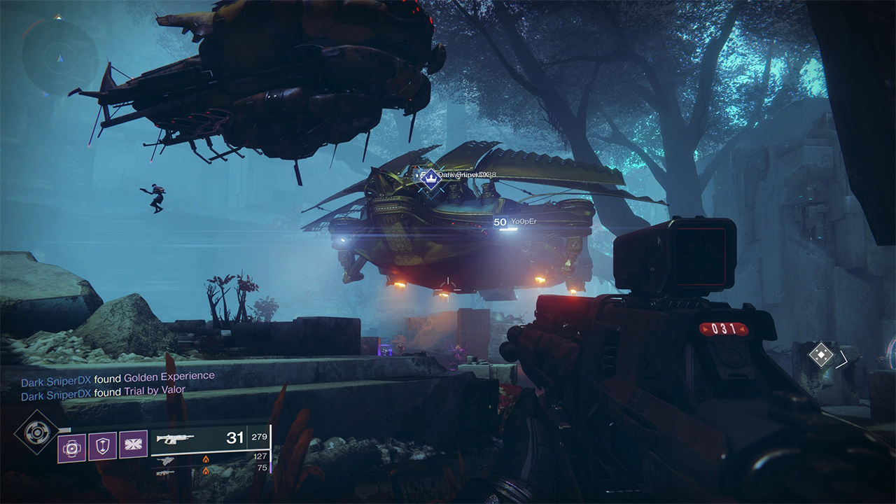 barge-on-nessus