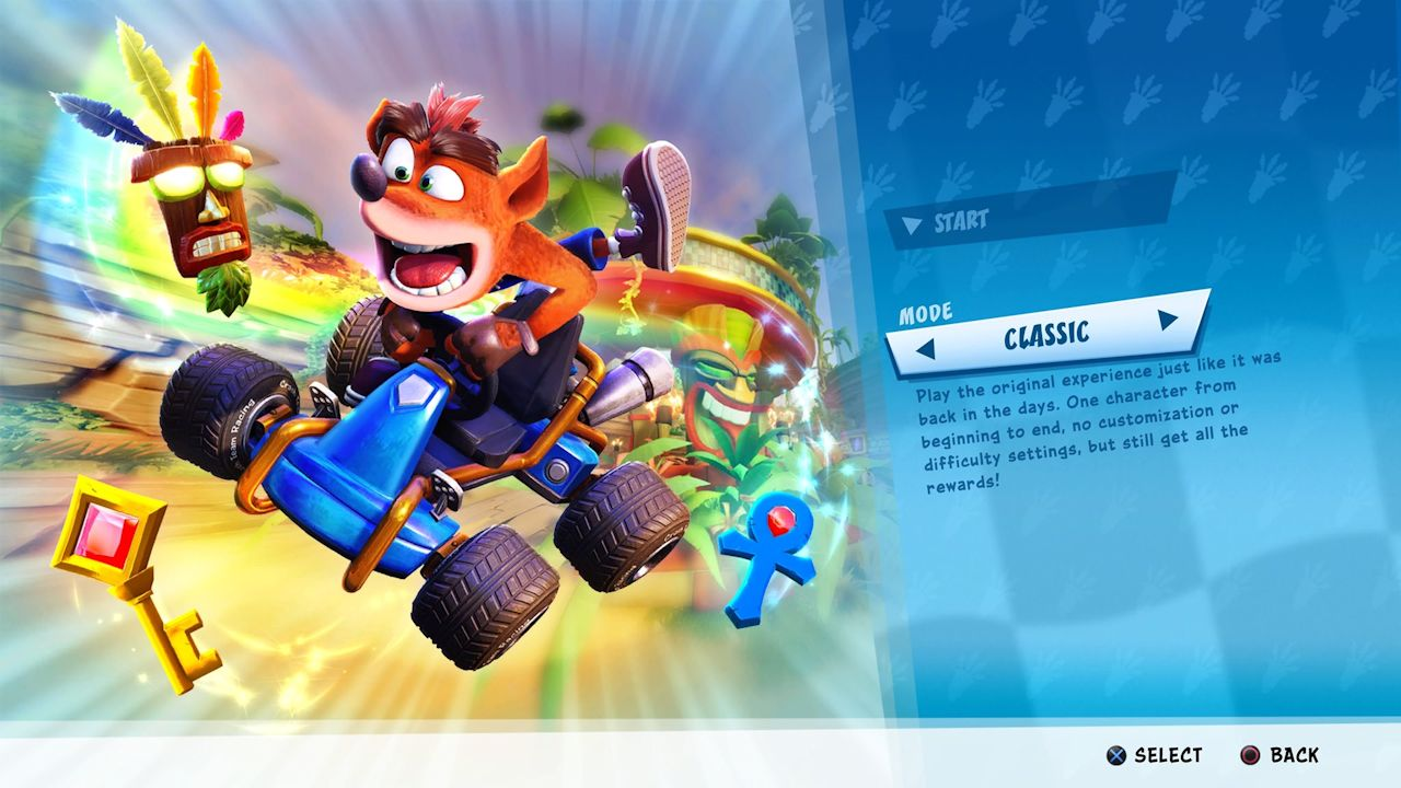 Crash Team Racing Nitro-Fueled: How To Access Classic Adventure Mode
