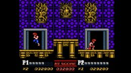 Double Dragon 2 Nintendo Switch Online NES