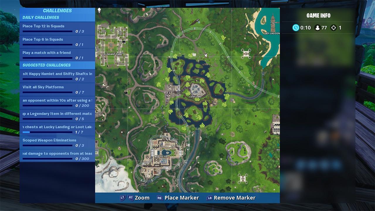fortbyte-78-location-fortnite-ranger-tower