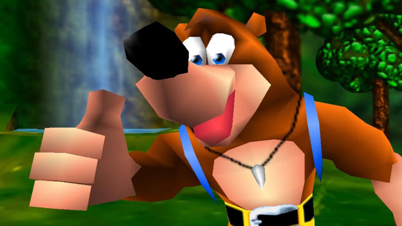 Nintendo 64 Banjo