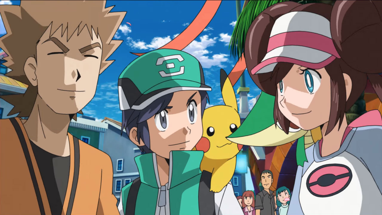 Mobile Game Pokémon Masters Detailed - Attack of the Fanboy