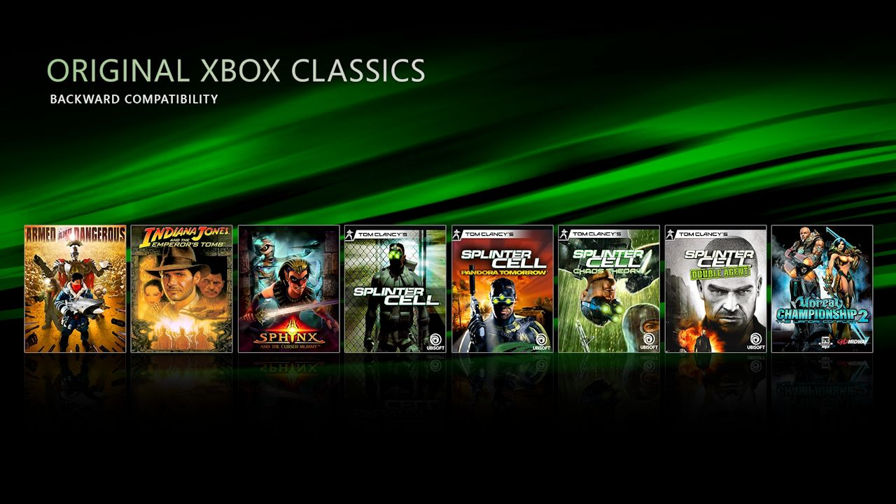 Xbox One Gets Final Batch Of BC Games As Microsoft Shifts