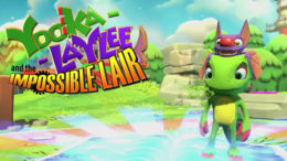 Yooka-Laylee and the Impossible Lair announcement