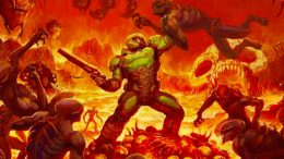 Doom Trilogy Key Art