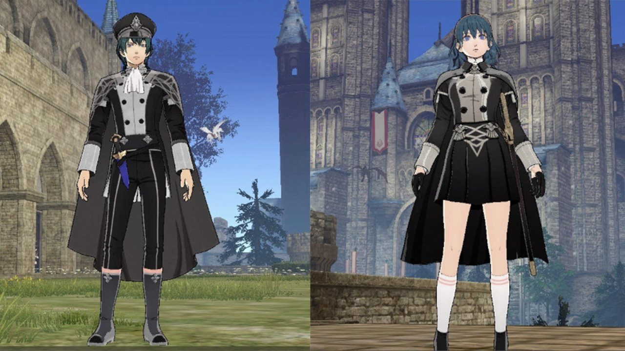 Image result for fire emblem three houses monastery outfit