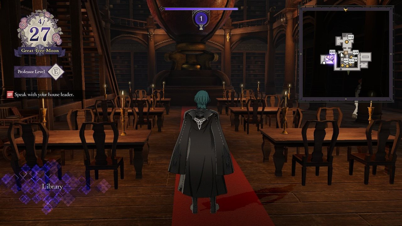 Fire-Emblem-Three-Houses-Where-is-the-Library