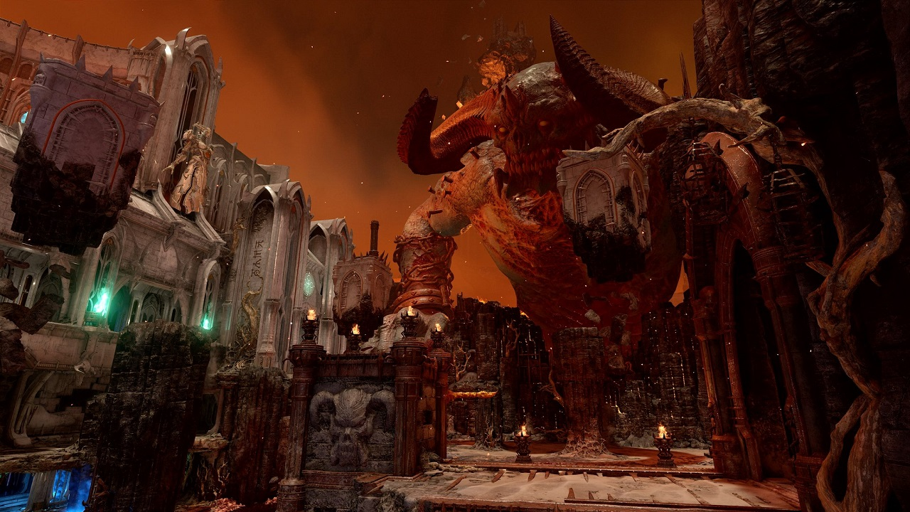 Doom Trilogy Has Dropped for All Major Consoles out of Nowhere