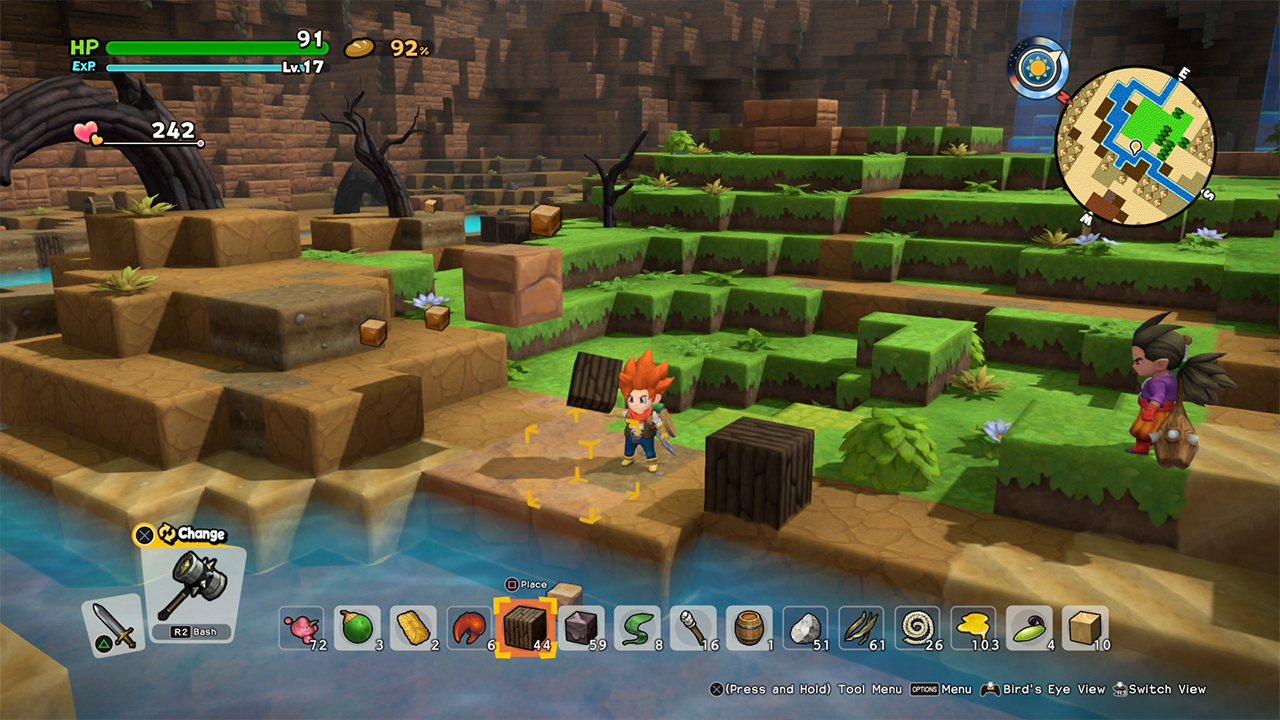 Dragon Quest Builders 2 Review - Attack of the Fanboy